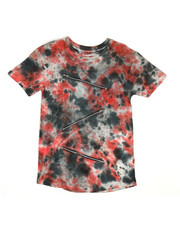 Boys - Paint W/ Zippers Tee (8-20)-2308392