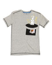 Boys - Magic Bunny Tee (8-20)-2308413