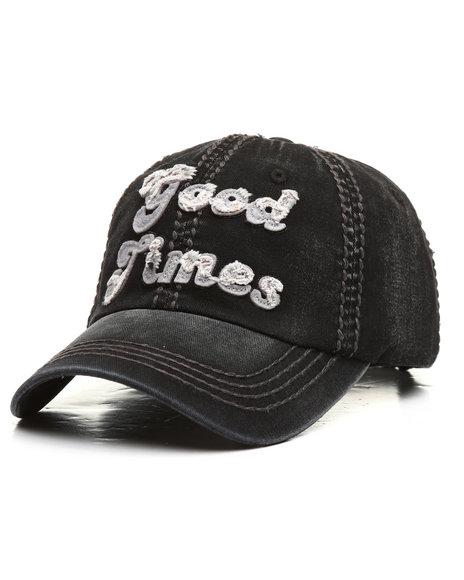 Buyers Picks - Vintage Good Times Dad Hat
