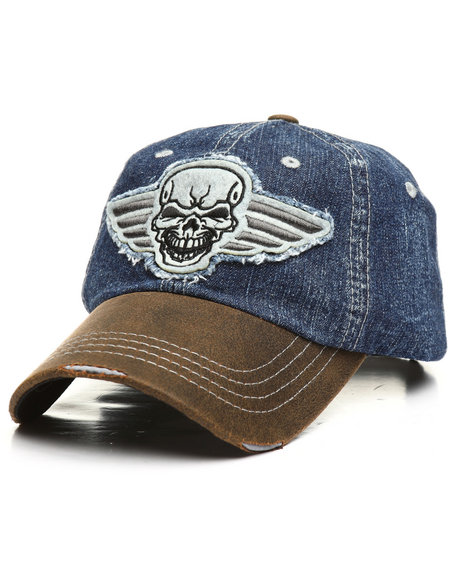 Buyers Picks - Vintage Skull Dad Hat