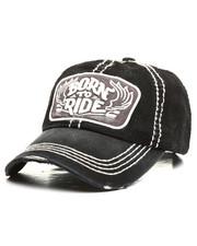 Men - Vintage Born To Ride Dad Hat-2308324