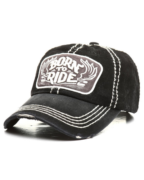Buyers Picks - Vintage Born To Ride Dad Hat