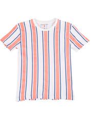 Boys - Vertical Striped Tee (8-20)-2308250