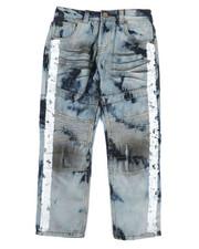 Bottoms - Paint Trim Moto Jeans (4-7)-2308456