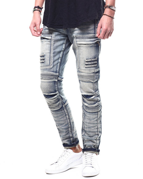 Buyers Picks - UTLITARIAN POCKET MOTO JEAN