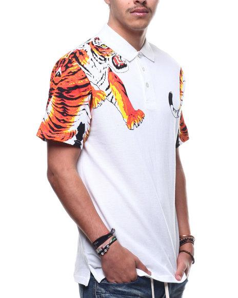 Buyers Picks - Tiger Pique Polo