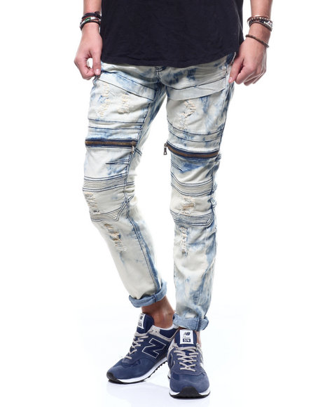Buyers Picks - ZIP KNEE MOTO JEAN