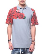 Shirts - Roses Pique Polo-2308815