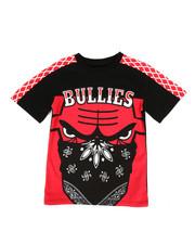 Boys - Oversized Bully Print Tee (8-20)-2308693