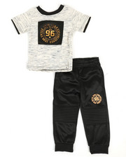 Enyce - Graphic Tee & Jogger Pants Set (Infant)-2308546