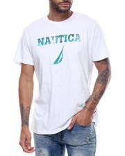 Nautica - FLOWER PRINT LOGO TEE-2309319