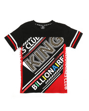 SWITCH - Color Block Printed Tee (8-20)-2309211