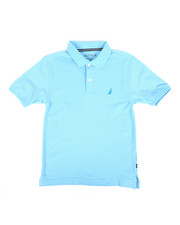 Polos - Anchor Stretch Deck Polo (8-20)-2309122