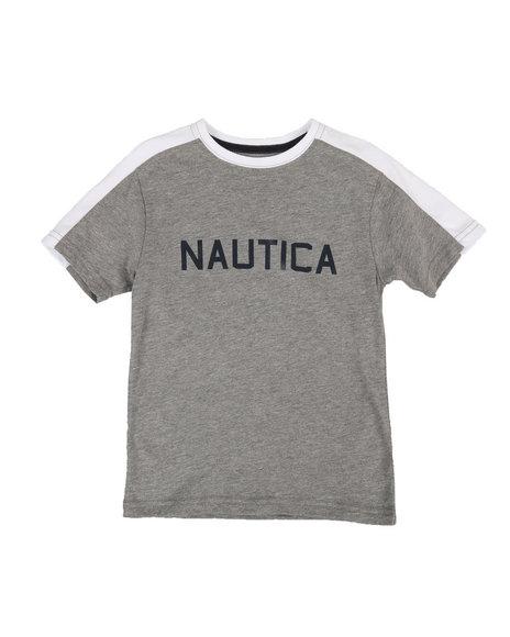 Nautica - Color Block Tee (4-7)
