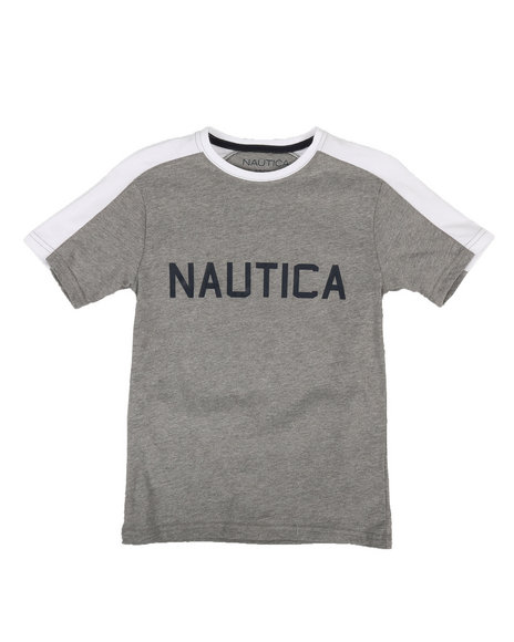 Nautica - Color Block Tee (8-20)