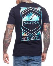 Nautica - LATITUDE LONGITUDE TEE-2309605