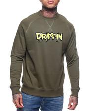 Buyers Picks - Drippin Chenille Crewneck sweatshirt-2309806