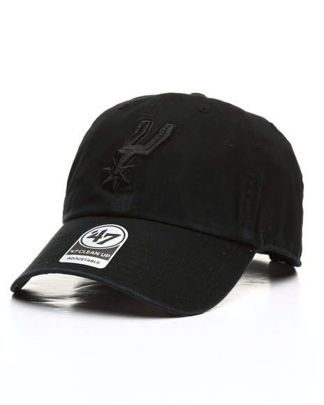 '47 - San Antonio Spurs Clean Up Strapback Cap