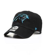 Men - Carolina Panthers Clean Up Strapback Cap-2309271