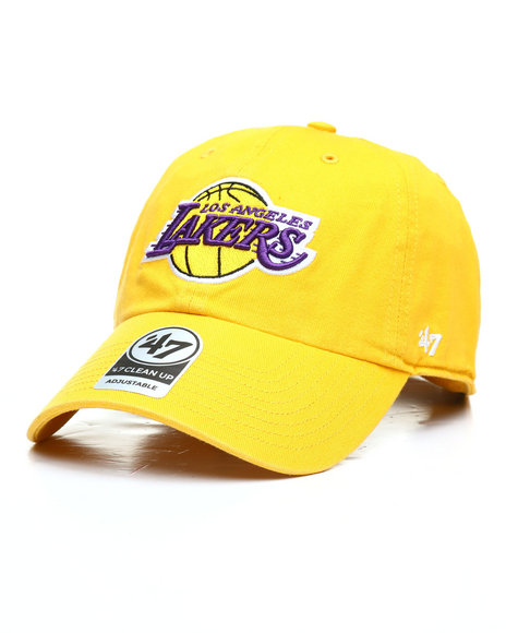 '47 - Los Angeles Lakers Clean Up Strapback Cap