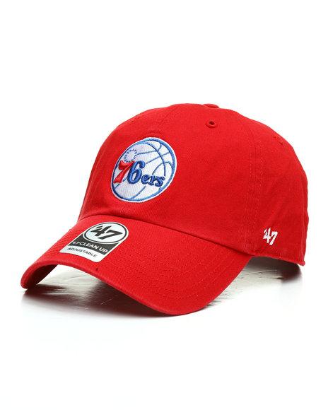 '47 - Philadelphia 76ers Clean Up Strapback Cap