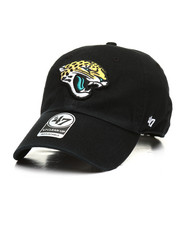 Men - Jacksonville Jaguars Clean Up Strapback Cap-2309270