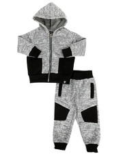 Arcade Styles - 2Pc Hoodie & Jogger Set (2T-4T)-2308735