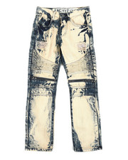 Boys - Moto Denim Jeans (8-20)-2309231