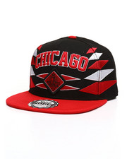 Men - Chicago 3D Embroidery Snapback Hat-2309481