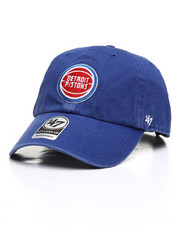 '47 - Detroit Pistons Clean Up Strapback Cap-2309469