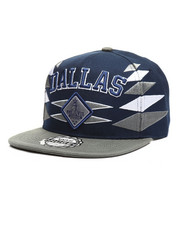 Men - Dallas 3D Embroidery Snapback Hat-2309482