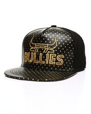Buyers Picks - Gold Bullies Star Print Snapback Hat-2309487