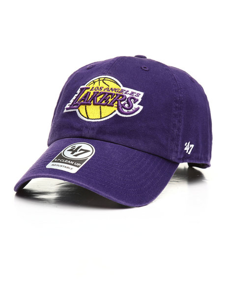 '47 - Los Angeles Lakers Clean Up Strapback Cap