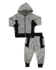 Arcade Styles - 2Pc Hoodie & Jogger Set (2T-4T)-2308726