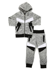 Arcade Styles - 2Pc Hoodie & Jogger Set (2T-4T)-2308717