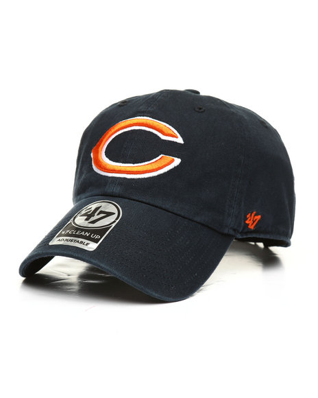 '47 - Chicago Bears Clean Up Strapback Cap
