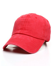 Hats - Washed Baseball Cap-2310075