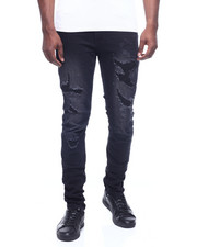 Slim - Distressed Vintage Jean-2310182