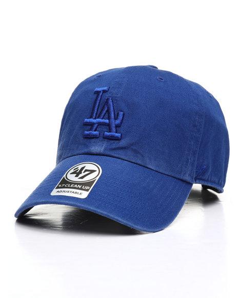 '47 - LA Dodgers Clean Up Strapback Cap
