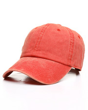 Hats - Washed Baseball Cap-2310071
