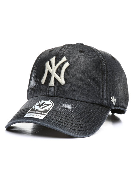 huge selection of b1bef 3bfc6  47 - New York Yankees Loughlin 47 Clean Up Strapback Hat