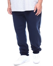 Big & Tall - Solid Fleece Pants (B&T)-2307643