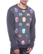 Buyers Picks - DTA Skull Crewneck Sweatshirt-2310784