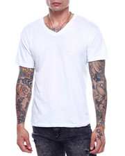 Buyers Picks - mens 3 Pack V-Neck Undershirts-2310790
