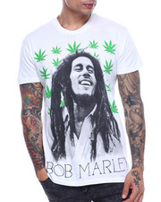 Shirts - BOB MARLEY PORTRAIT TEE-2310409