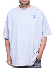 Big & Tall - S/S Logo Plus Tee (B&T)-2306995