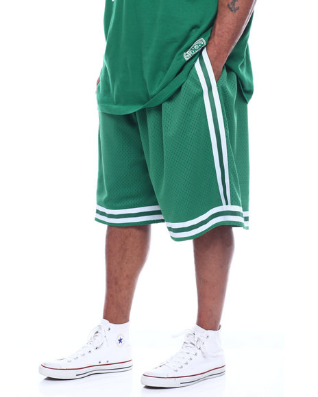 Mitchell & Ness - Celtics Swingman Shorts (B&T)