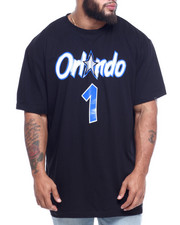 Mitchell & Ness - S/S Magic Penny 2 Sided Tee (B&T)-2310064