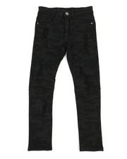 Sizes 8-20 - Big Kids - Camo Denim Jeans (8-20)-2309930