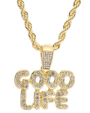 Jewelry & Watches - Blinged Out Good Life Chain-2310030